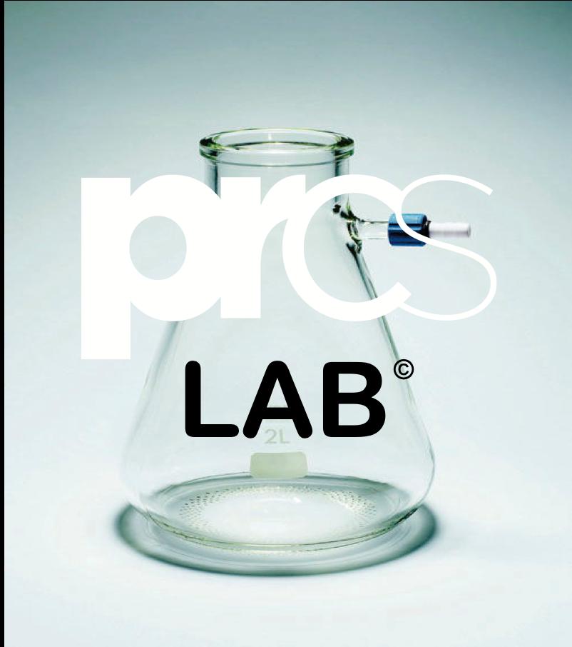 1. Artikel PRCS LAB home page